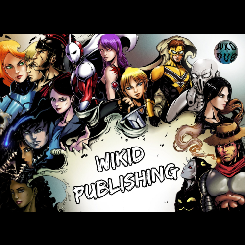Wikid Publishing image